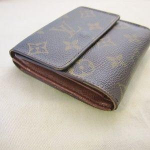 Louis Vuitton Bags - Louis Vuitton Monogram Elise Wallet